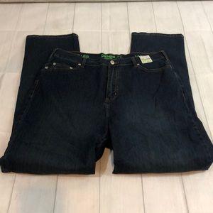 Avenue Denimlite Straight Leg Jeans SZ 16T